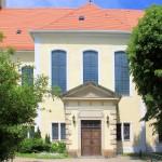 Zwenkau, Stadtkirche St. Laurentius, Portal
