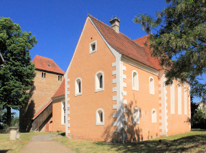 Zwethau, Ev. Pfarrkirche