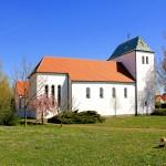 Zwochau, Kath. Pfarrkirche