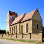 Zwochau, Ev. Pfarrkirche St. Elisabeth