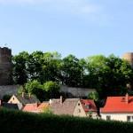 Kohren-Sahlis, Burg Kohren