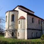 Konradsburg, Ermsleben, Klosterkirche