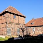 Der Burg folgte ein Kloster und dann ein Gutshof, Konradsburg Ermsleben im Harz