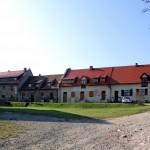 Konradsburg, Ermsleben, Wirtschaftsgebäude