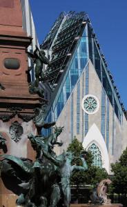 Historismus und Moderne am Augustusplatz
