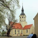Stadtkirche in Brandis