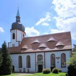 Kirche in Falkenhain