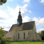 Dorfkirche in Körlitz bei Wurzen