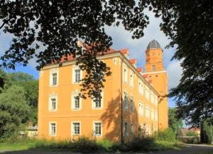 Herrenhaus in Kühnitzsch