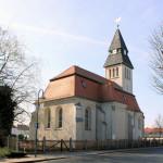 Kirche in Leipzig-Mölkau