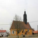 Kirche in Nepperwitz an der Mulde