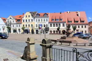 Marktplatz in Wurzen