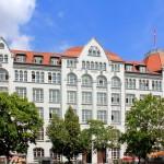 Grafisches Viertel, Dresdner Straße, Haus des Handwerks