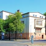 Seeburgviertel, Prager Straße/Gutenbergplatz, Gutenbergschule