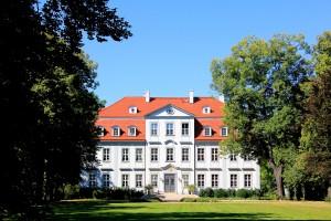 Schloss oder Herrenhaus? Güldengossa bei Leipzig