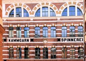 Ehemalige Kammgarnspinnerei Leipzig, Sachsen