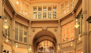 Die Mädlerpassage in Leipzig