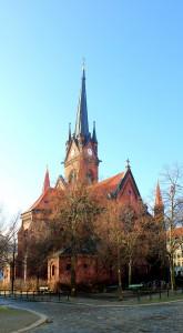 Leipzig, Neustadt-Neuschönefeld, Ev. Heilig-Kreuz-Kirche
