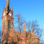 Leipzig, Neustadt-Neuschönefeld, Ev. Heilig-Kreuz-Kirche, Chor