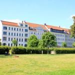 Reudnitz-Thonberg, Lene-Voigt-Park und Eilenburger Straße