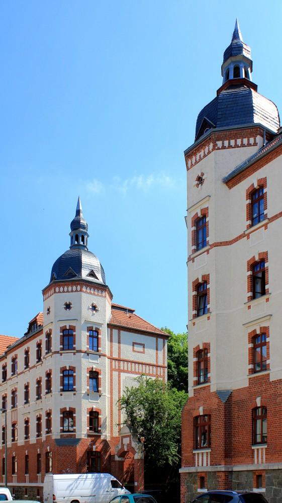 Leipzig, Ortsteil ReudnitzThonberg › ReudnitzThonberg