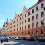 Reudnitz-Thonberg, Meyersche Häuser