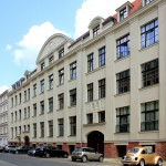 Reudnitz-Thonberg, Industriebauten