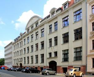 Verlagsgebäude Teubnerstraße