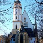 Zentrum, Ev. Thomaskirche
