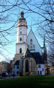 Zentrum, Thomaskirche