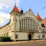Volkmarsdorf, Turnhalle Wurzner Straße