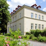 Dreiskau-Muckern, Rittergut Neumuckershausen