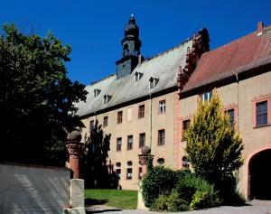 Prießnitz, Schloss des Rittergutes