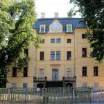 Schloss Wiederau (Zustand 2012)