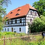Dreiskau-Muckern, Rittergut Muckern