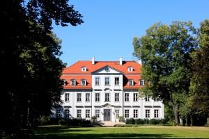 Schloss in Güldengossa