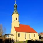Kirche in Güldengossa
