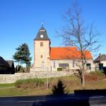 Kirche in Oelzschau