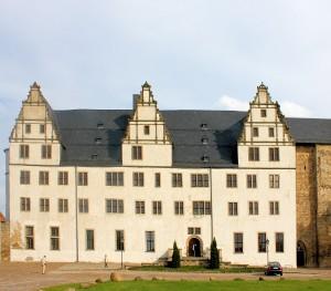 Leitzkau (Jerichower Land), Schloss Neuhaus