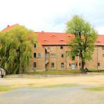 Liebstedt, Wasserburg (Deutschordensburg)