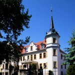 Löpitz, Schloss