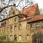 Rittergut Lossa, Herrenhaus