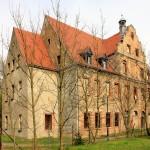 Herrenhaus Lossa, Ansicht von Südwesten