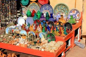 Souk (Markt) in Marrakesch