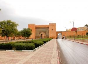 Stadttor Bab El Khemis in Meknes