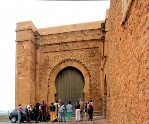 Tor zur Kasbah in Rabat