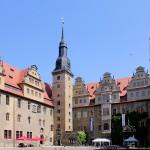 Schloss Merseburg, Ostflügel