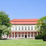 Schloss Merseburg, Schlossgarten