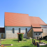 Ev. Pfarrkirche in Mörtitz