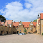 Altes Jagdschloss in Wermsdorf